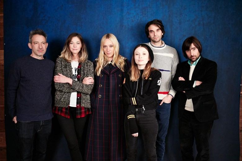 Adam Horovitz, Analeigh Tipton, Chloe Sevigny, Emily Browning, director Alex Ross Perry, Jason Schwartzman