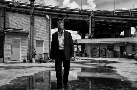 Hugh Jackman in Logan Noir