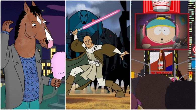 Batman Why Do We Fall Wallpaper The 20 Best Animated Tv Shows Of The 21st Century Ranked