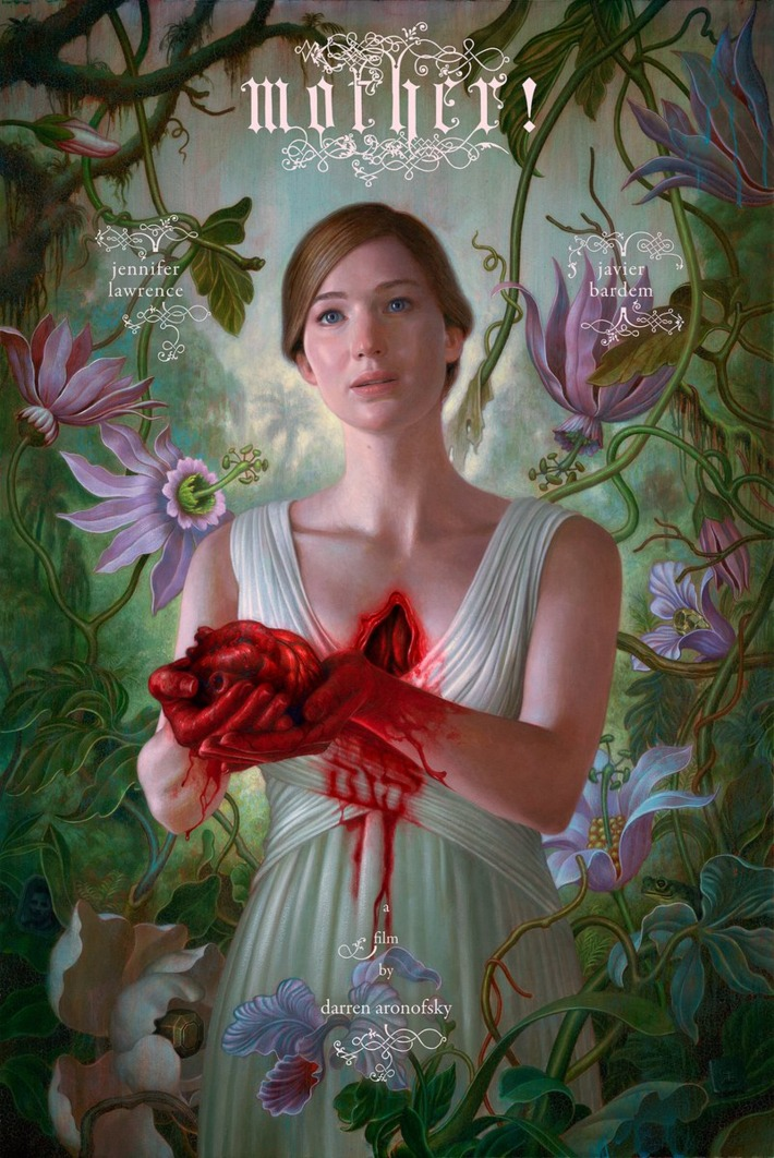 Image result for mother! poster