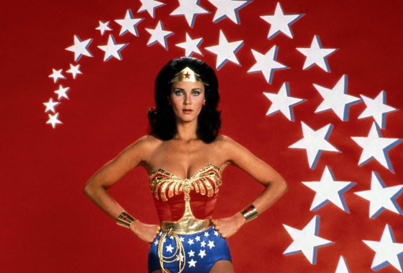 Wonder Woman TV Photo Album: Lynda Carter in Costume as the ...