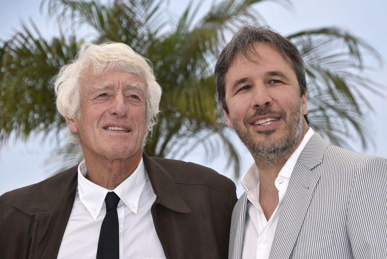 Roger Deakins and Denis Villeneuve