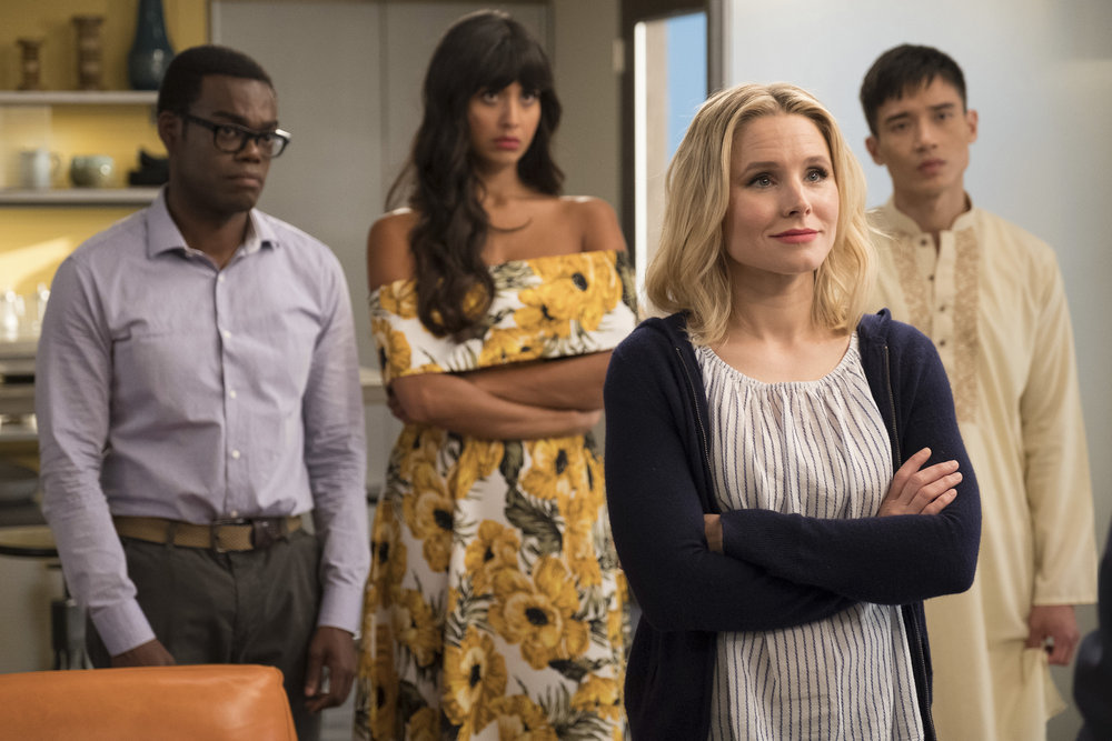 Image result for the good place season 2 finale