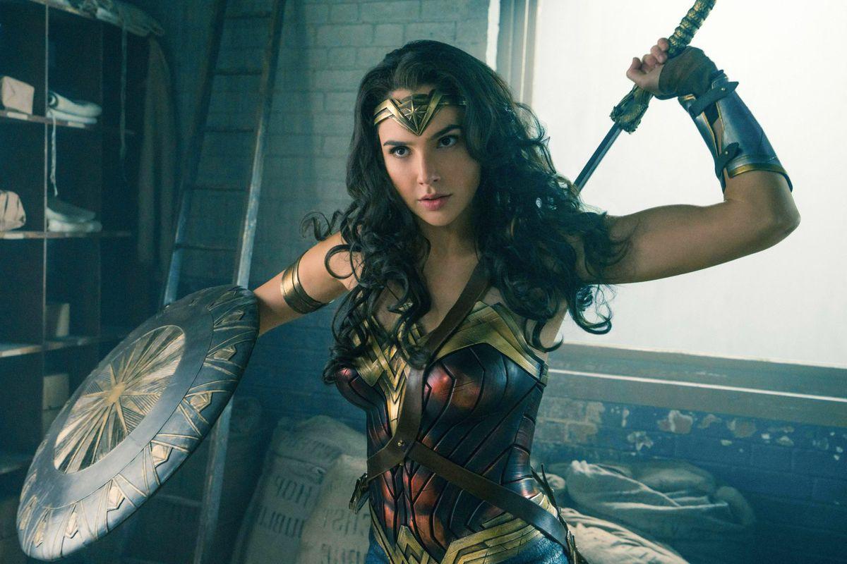 scena iz filma Wonder Woman
