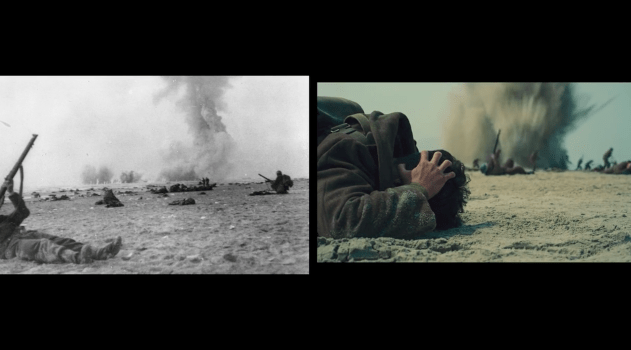 watch how dunkirk compares