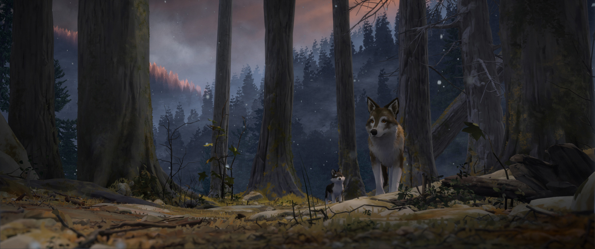 White Fang Review Jack London Story Reimagined In