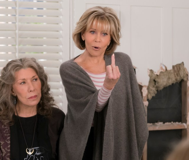 Grace And Frankie Season  Lily Tomlin Jane Fonda