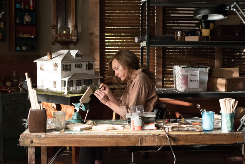No Merchandising. Editorial Use Only. No Book Cover Usage.Mandatory Credit: Photo by Moviestore/REX/Shutterstock (9690088g)Toni ColletteHereditary - 2018