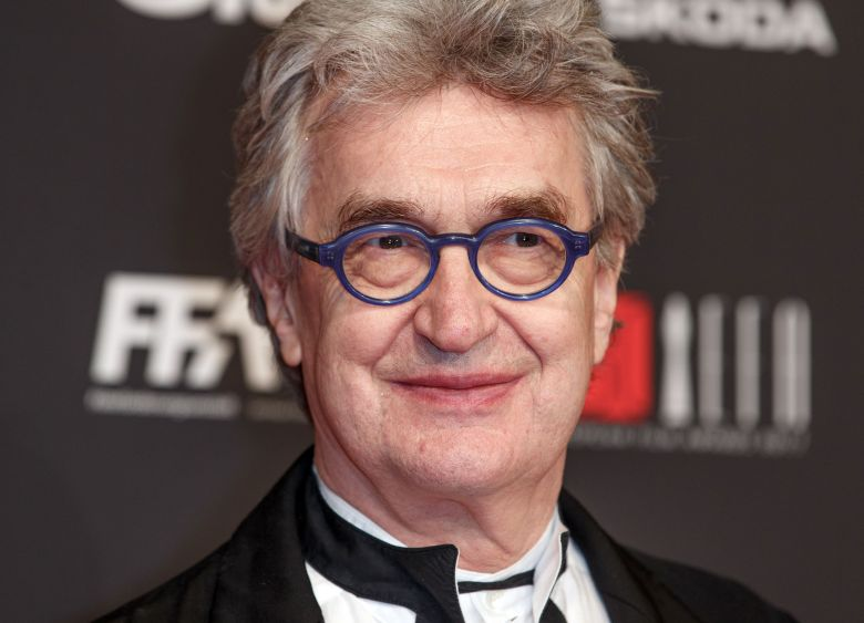 German director Wim Wenders arrives on the red carpet for the 30th European Film Awards, in Berlin, Germany, 09 December 2017. The nominations and winners are selected by more than 2,500 members of the European Film Academy.30th European Film Awards in Berlin, Germany - 09 Dec 2017