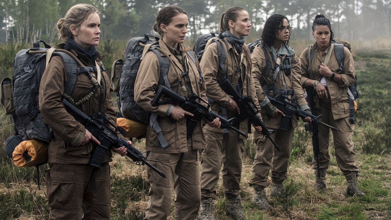 Image result for movie annihilation the crawler