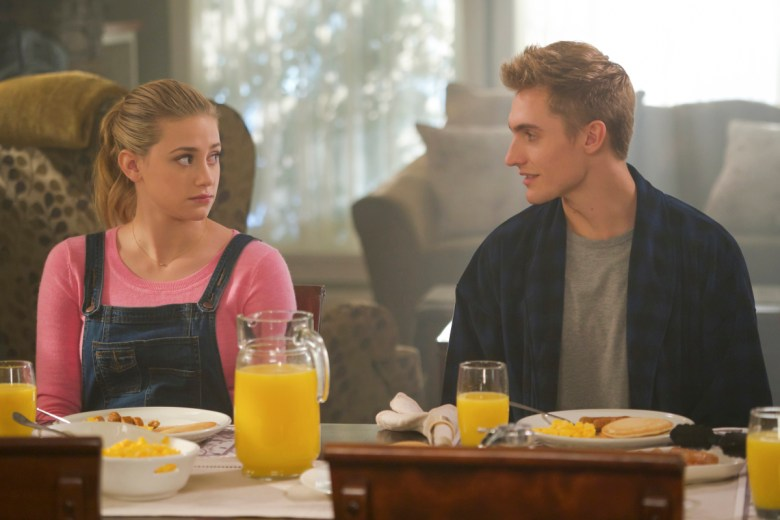 "Lili Reinhart and Hart Denton, ""Riverdale"""