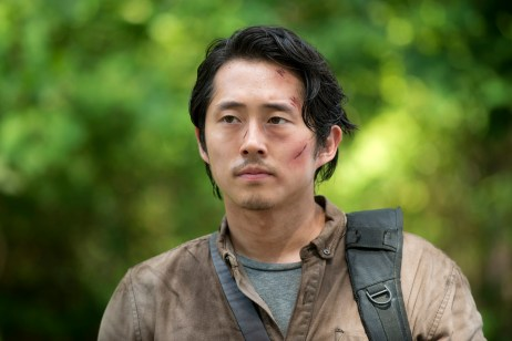 Steven Yeun Won't Return to 'The Walking Dead,' Suffered 'Crisis' | IndieWire