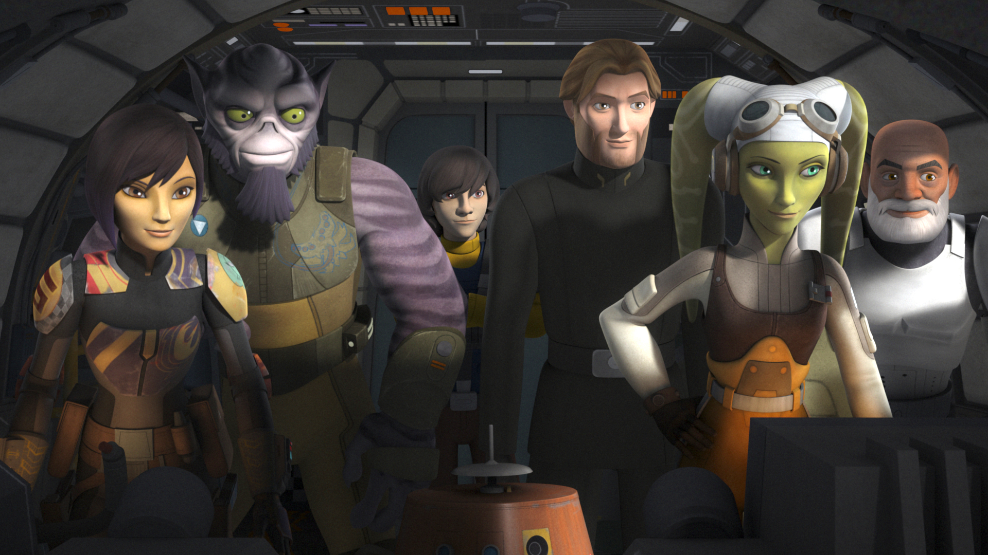 Star Wars Rebels Finale That Surprise Ending Cameo And The