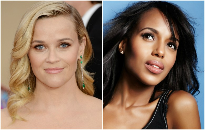 Hulu Grabs Reese Witherspoon Kerry Washington S Little