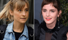 'Smallville' Star Allison Mack Reached Out to Emma Watson About Alleged Sex Cult