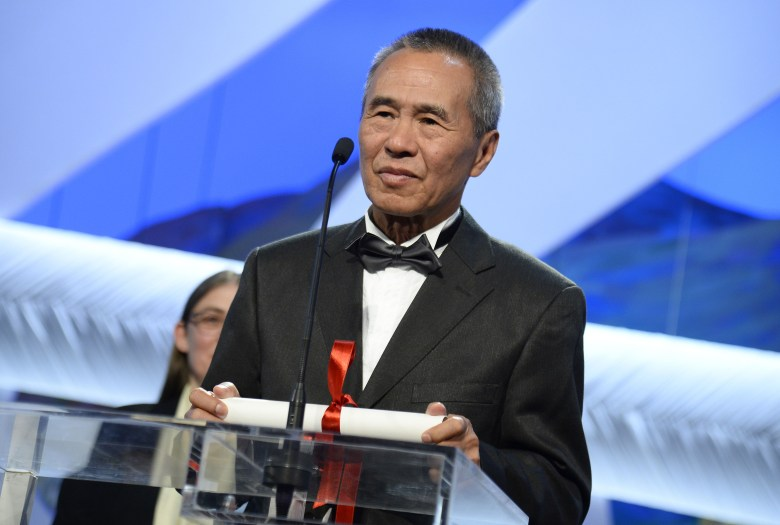 Hou Hsiao-HsienPalm D'Or Winners closing ceremony, 68th Cannes Film Festival, France - 24 May 2015
