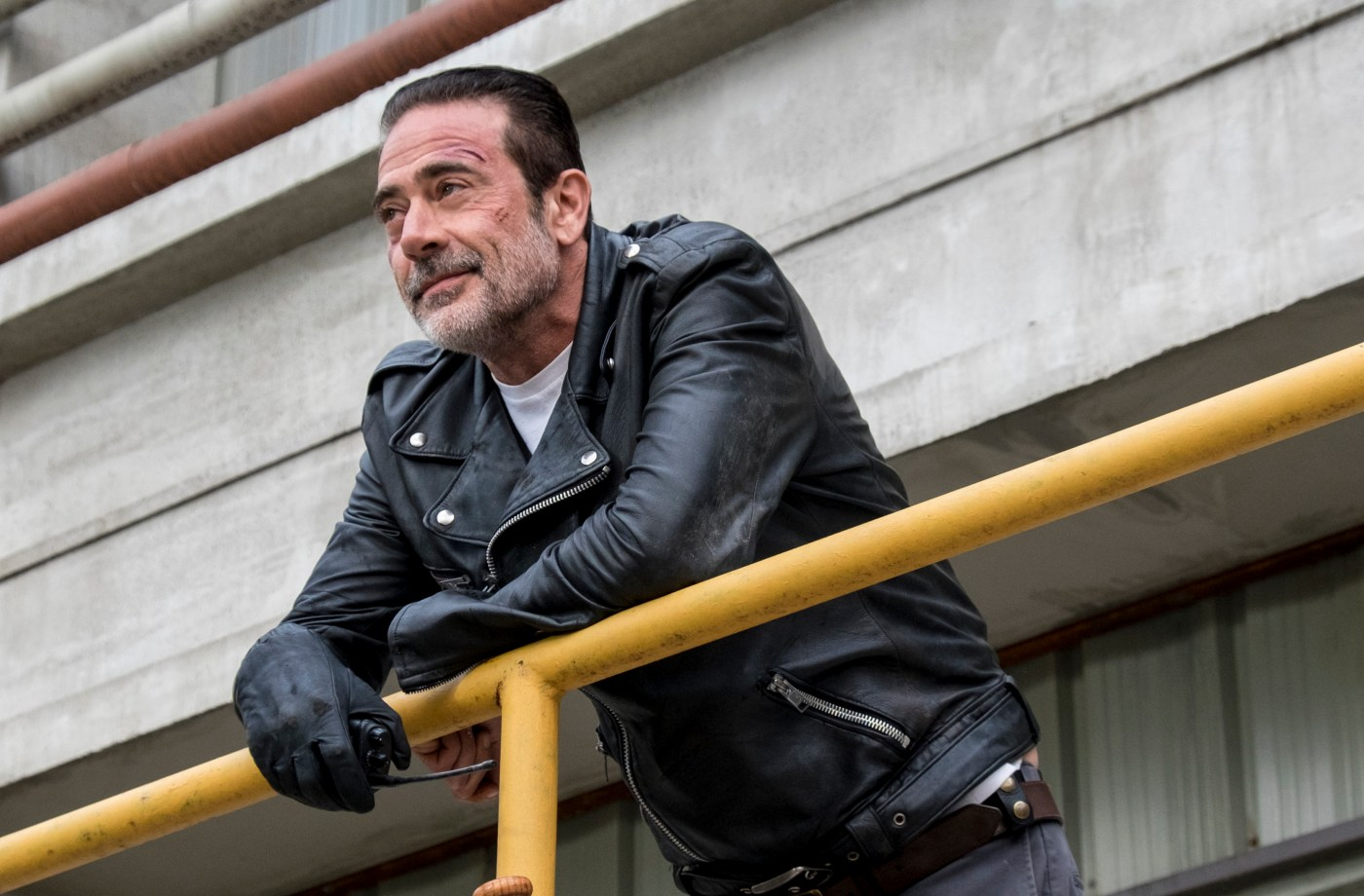 Walking Dead Season 8 Episode 15 Worth Review: Negan Cleans House |  IndieWire