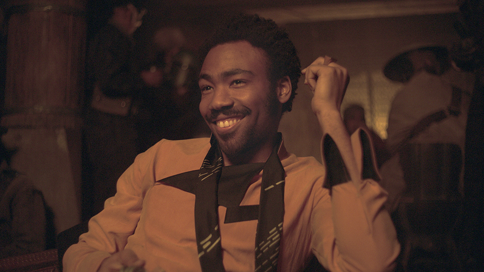 Image result for Lando calrissian solo