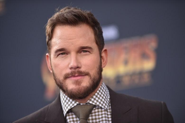 Chris Pratt Defends Star Lord S Infinity War Decision