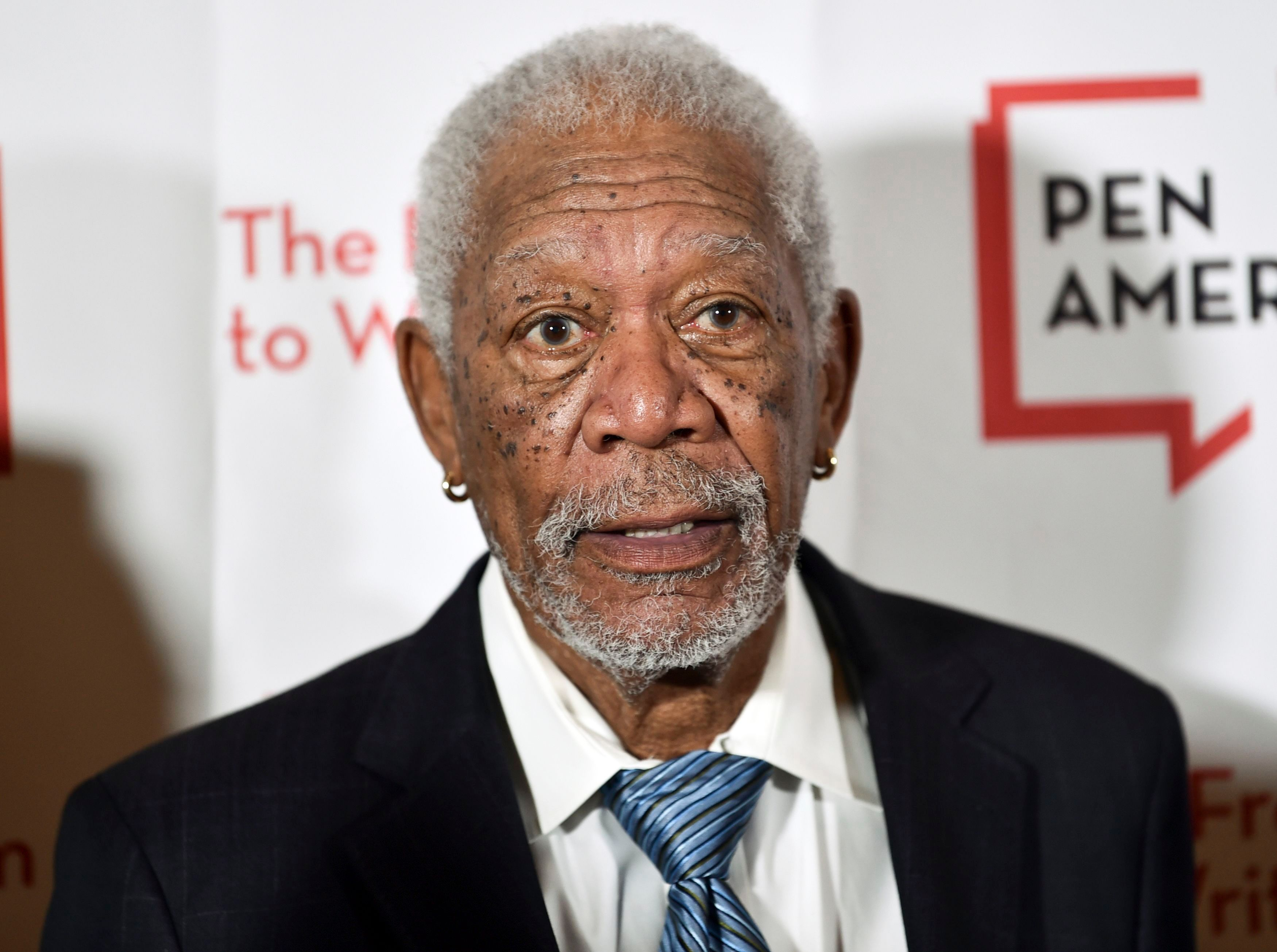 Morgan Freeman2018 PEN Literary Gala, New York, USA - 22 May 2018