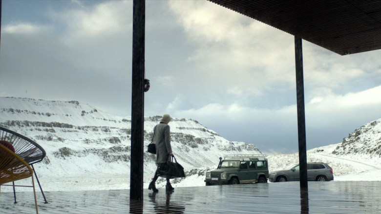 """Crocodile"" from Season 4 of ""Black Mirror"""
