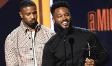 BET Awards 2018 Photos: Michael B. Jordan Celebrates Best Film Win, Janelle Monáe Dazzles Red Carpet