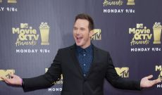 Chris Pratt Gets Existential About God and Poop in MTV Movie & TV Awards Acceptance Speech