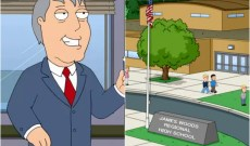 'Family Guy' To Rename The Show's High School After Adam West — and 'Stick It to James Woods'