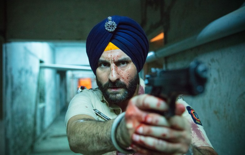 Sacred Games Netflix Review India Series Is Brutal