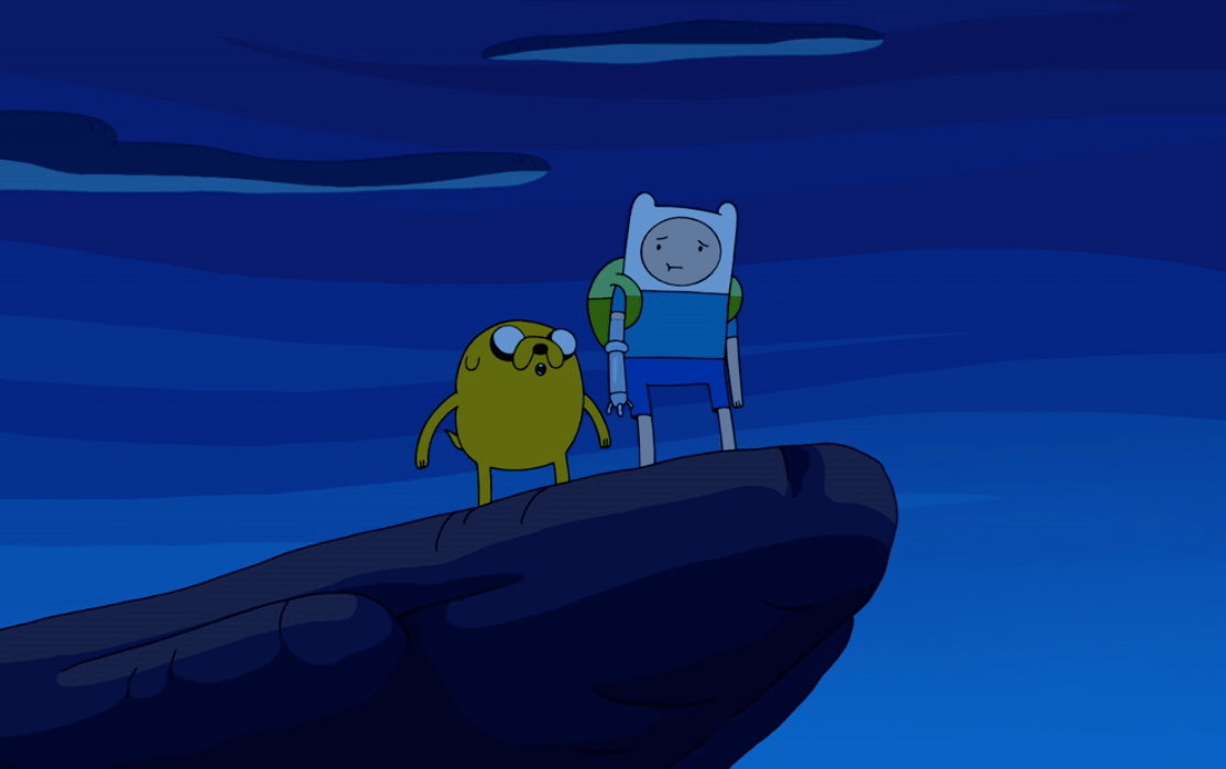 Fall Wallpaper Cartoon Adventure Time Finale Trailer The Beloved Series Is