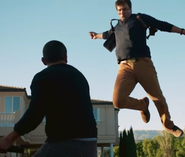 Nathan Fillion In Uncharted Live Action Fan Film