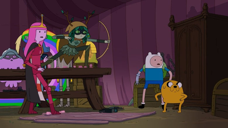 Gravity Falls Steven Universe Adventure Time Wallpaper Adventure Time Finale Review Bittersweet Ending In The