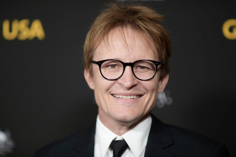 Damon Herriman attends the 2018 G'Day USA Los Angeles Gala at the InterContinental Hotel Los Angeles, in Los Angeles2018 G'Day Gala, Los Angeles, USA - 27 Jan 2018