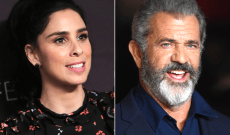 Sarah Silverman Reacts Against Mel Gibson's 'Wild Bunch' Remake by Calling Out His Anti-Simitic Past