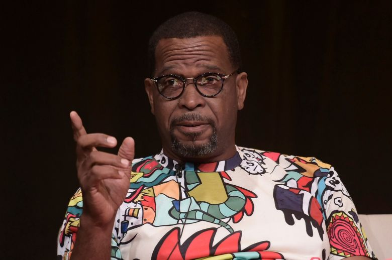 """Luther Campbell participates in the """"America to Me/ Warriors of Liberty City"""" panel during the TCA Summer Press Tour, in Beverly Hills, Calif2018 Summer TCA - Starz, Beverly Hills, USA - 28 Jul 2018"""