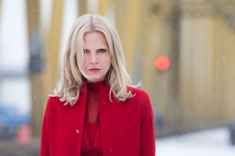 Camilla Salander (Sylvia Hoeks) in Columbia Picture's THE GIRL IN THE SPIDER'S WEB""