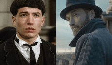Ezra Miller Explains How 'Fantastic Beasts 2' Makes It Clear Dumbledore Is Gay, Speaks Out Against Backlash