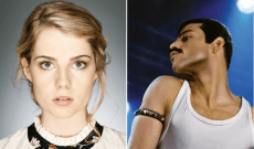 'Bohemian Rhapsody' Actress Lucy Boynton Fires Back At Critics Who Say the Film Ignores Freddie Mercury's Sexuality