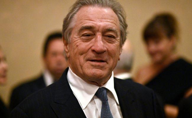 Robert De Niro Breaks Silence On Being Sent Pipe Bomb