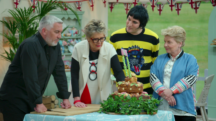 """""""The Great British Baking Show"""""""