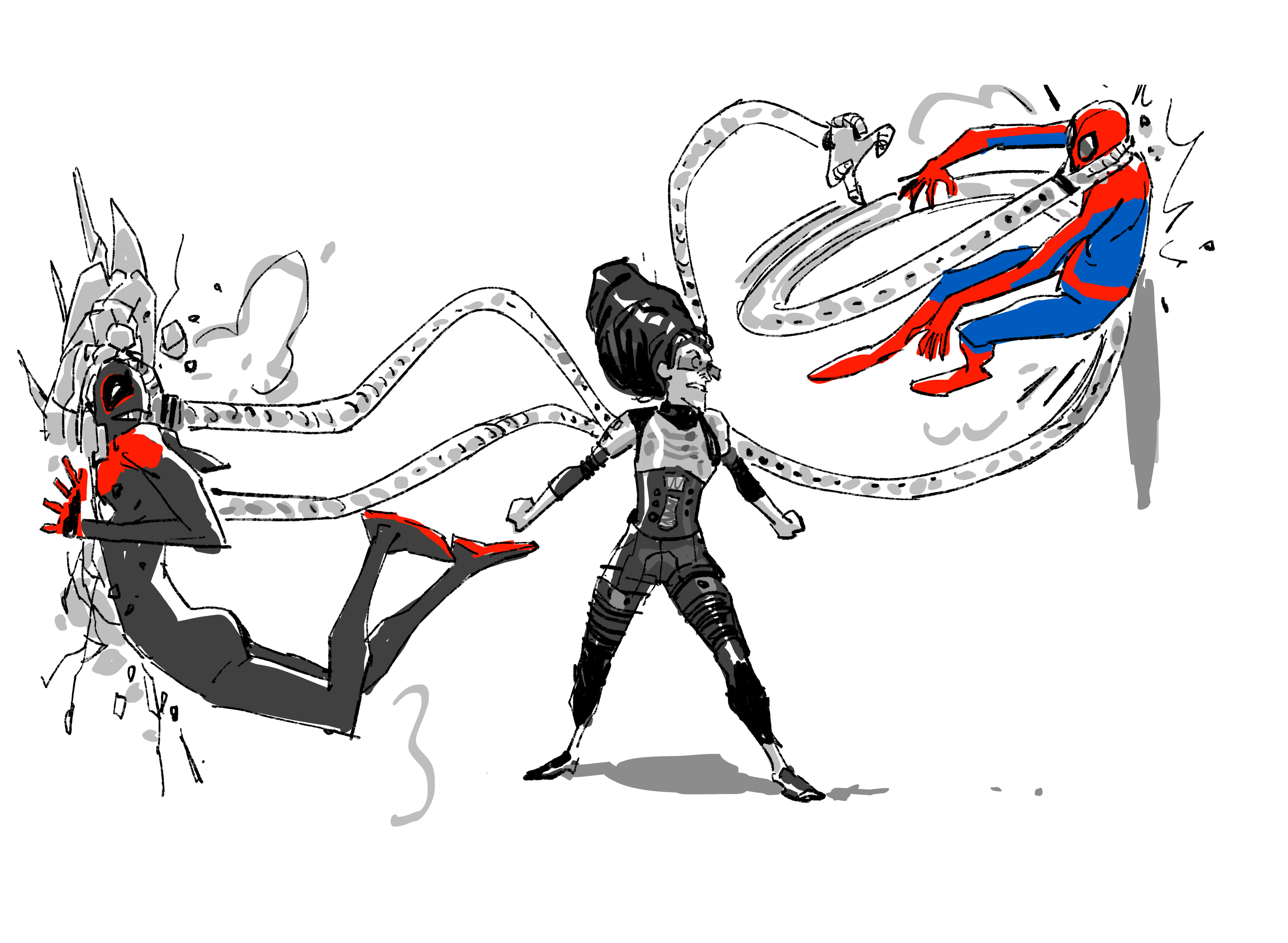 Spider-Man: Into the Spider-Verse: Why Doc Ock Had to Be a
