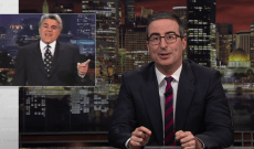 John Oliver Slams Jay Leno for Wanting 'Civility' in Late Night TV: 'You Can Go F*ck Yourself'