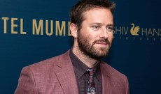 Armie Hammer Shuts Down 'Call Me By Your Name' Sequel Talk, Says He's Unsure About It