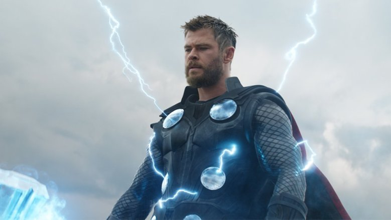 Chris Hemsworth Fought To Keep Fat Thor In All Of Avengers