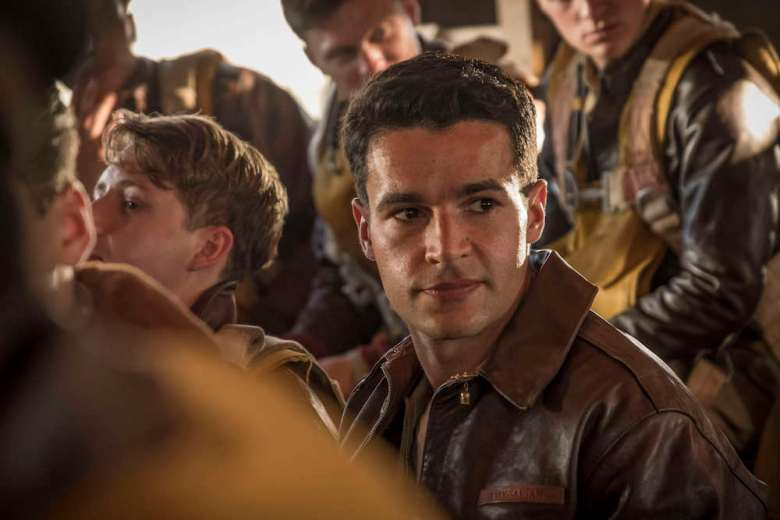 Catch 22 -- Episode 3 - Yossarian needlessly expends energy to avoid a feared mission; disaster catches up with him, when he least expects it. Yossarian (Christopher Abbott), shown. (Photo by: Philippe Antonello/Hulu)