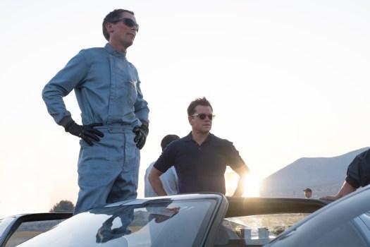 Ford v Ferrari Review: Matt Damon and Christian Bale in Race Car ...