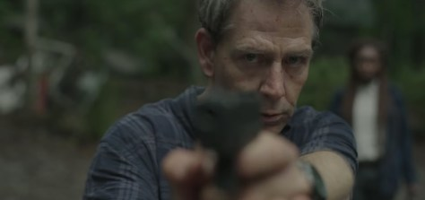 Ben Mendelsohn in The Outsider HBO recensie