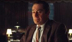 Robert De Niro Defends 'The Irishman' Against Claims It's Based on an Untrue Story