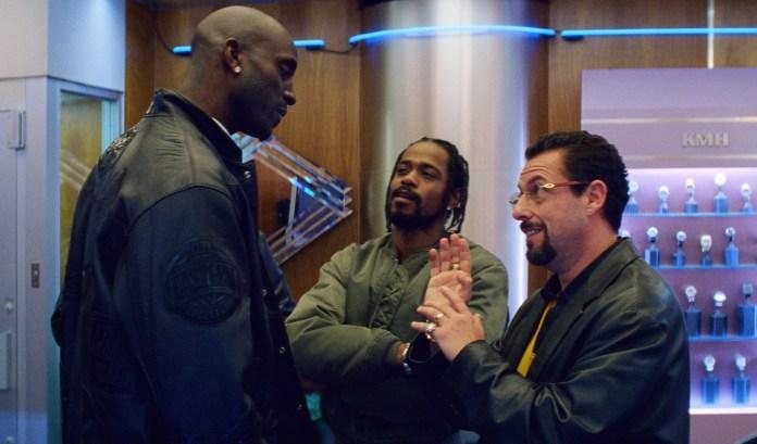 Uncut Gems' Directors Almost Cast Kobe Bryant Before Kevin Garnett |  IndieWire