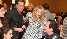 From Quentin Tarantino to Greta Gerwig, All of the Stars Are Happy at the AFI Awards 2020